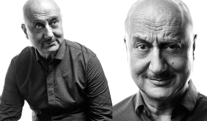Anupam Kher's mantra for survival in Bollywood: 'I see myself in new people' | Hindi Movie News – Bollywood – Times of India