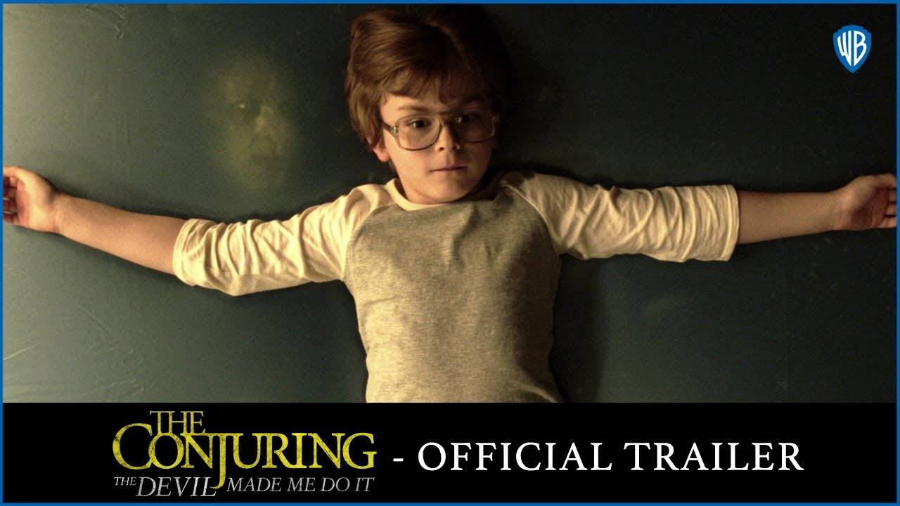 The Conjuring: The Devil Made Me Do It – Official Trailer | English Movie News – Hollywood – Times of India
