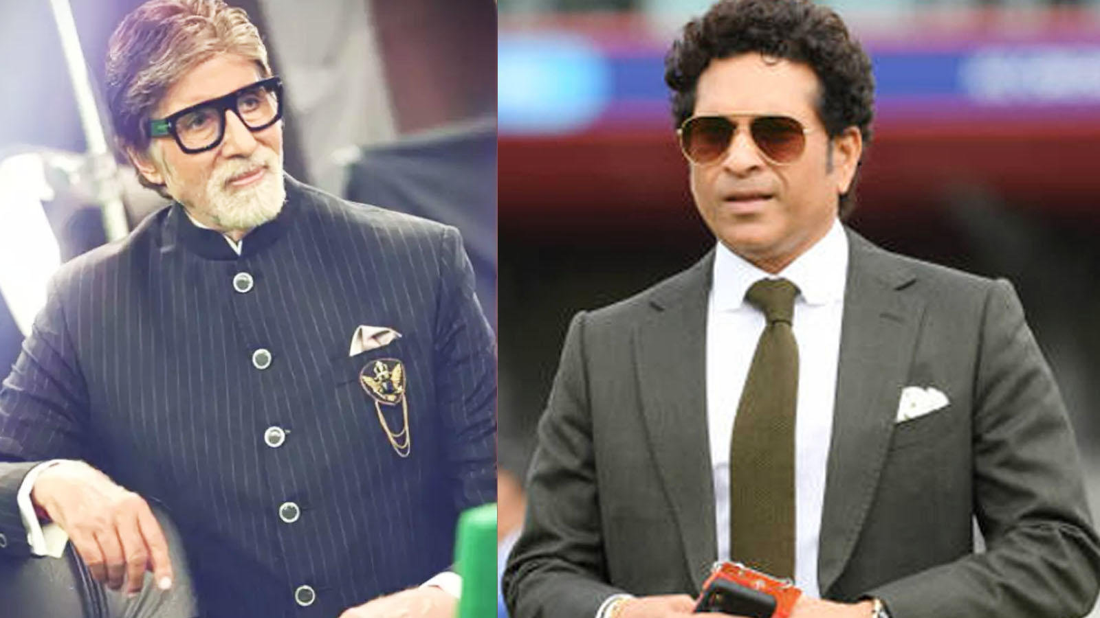 When Amitabh Bachchan asked everyone to stop debating on 'whether Sachin Tendulkar is greater than Don Bradman'! | Hindi Movie News – Bollywood – Times of India