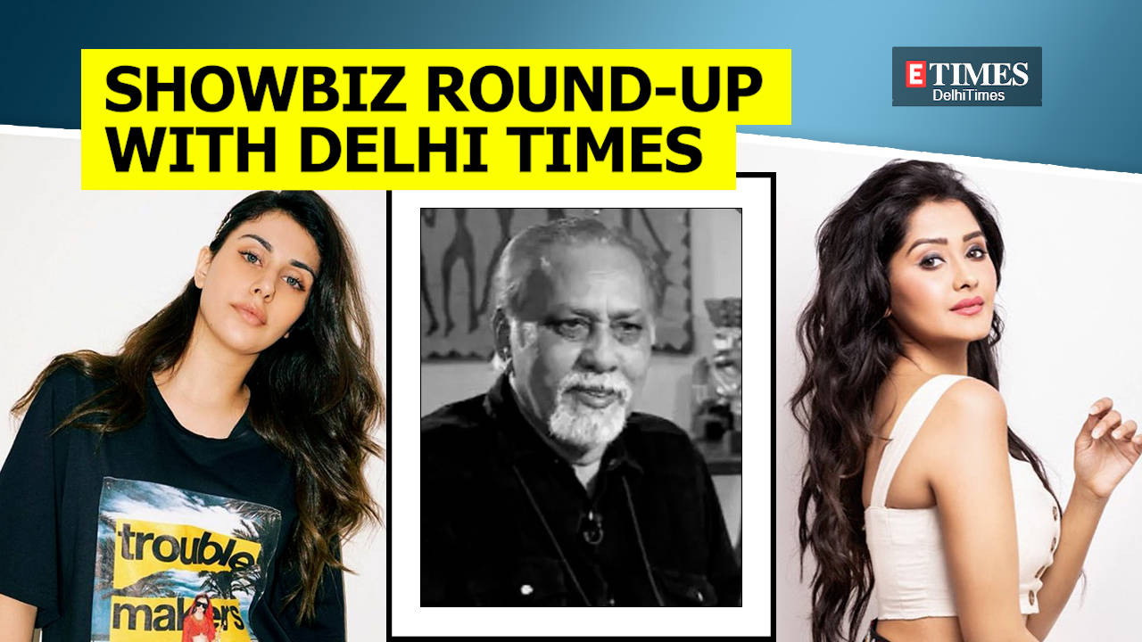 Showbiz round-up with Delhi Times | Hindi Movie News – Bollywood – Times of India