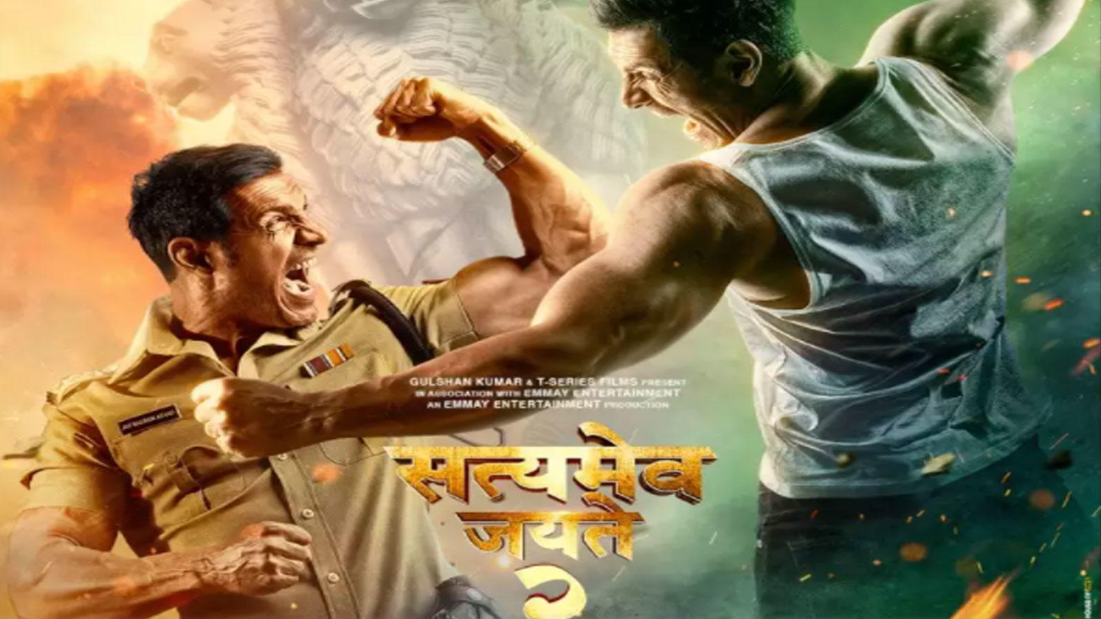 Satyameva Jayate 2: John Abraham and Divya Khosla Kumar's action thriller's release gets postponed | Hindi Movie News – Bollywood – Times of India