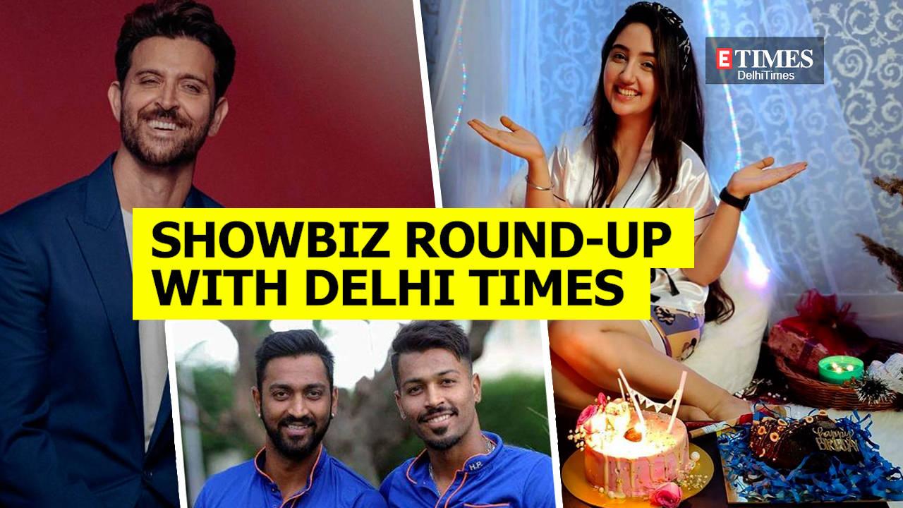 Showbiz round-up with Delhi Times | Hindi Movie News – Bollywood – Times of India
