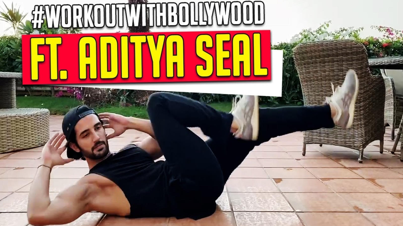 Workout With Bollywood ft. Aditya Seal   Workout routine   Fitness tips   COVID-19   ETimes   Hindi Movie News – Bollywood – Times of India