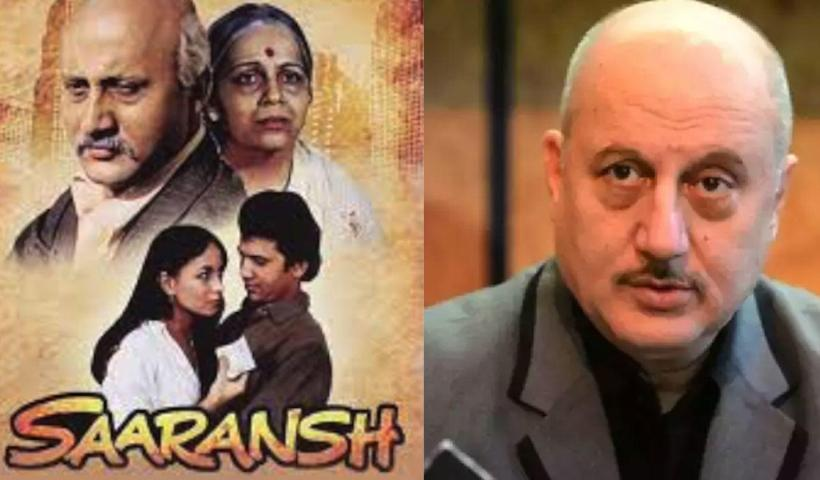 Anupam Kher completes 37 years in Bollywood, shares a heartfelt note | Hindi Movie News – Bollywood – Times of India
