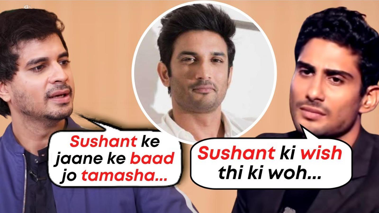 Remembering Sushant Singh Rajput: Prateik Babbar and Tahir Raj Bhasin miss their 'Chhichhore' co-star | Hindi Movie News – Bollywood – Times of India