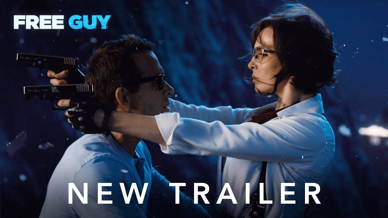 Free Guy – Official Trailer   English Movie News – Hollywood – Times of India