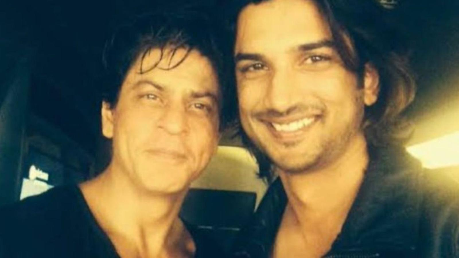 When Sushant Singh Rajput talked about the one thing he had in common with Shah Rukh Khan   Hindi Movie News – Bollywood – Times of India