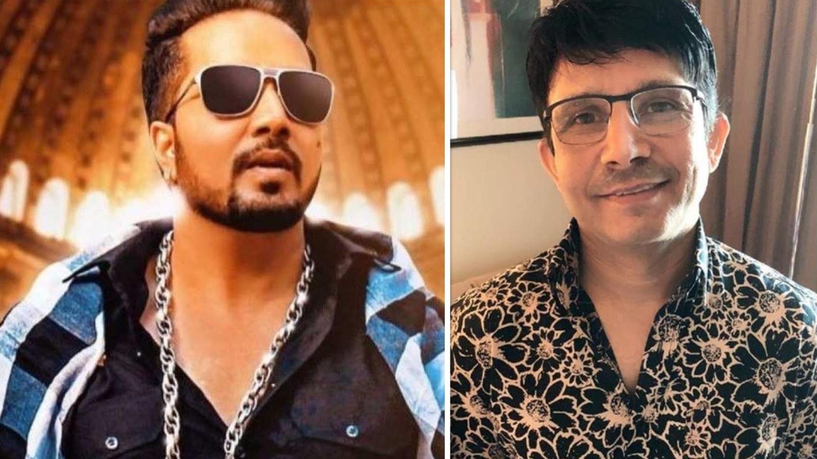 Mika Singh drops the teaser of his diss track on KRK, latter says, 'Tu ek baar song release karde, fir dekh!' | Hindi Movie News – Bollywood – Times of India