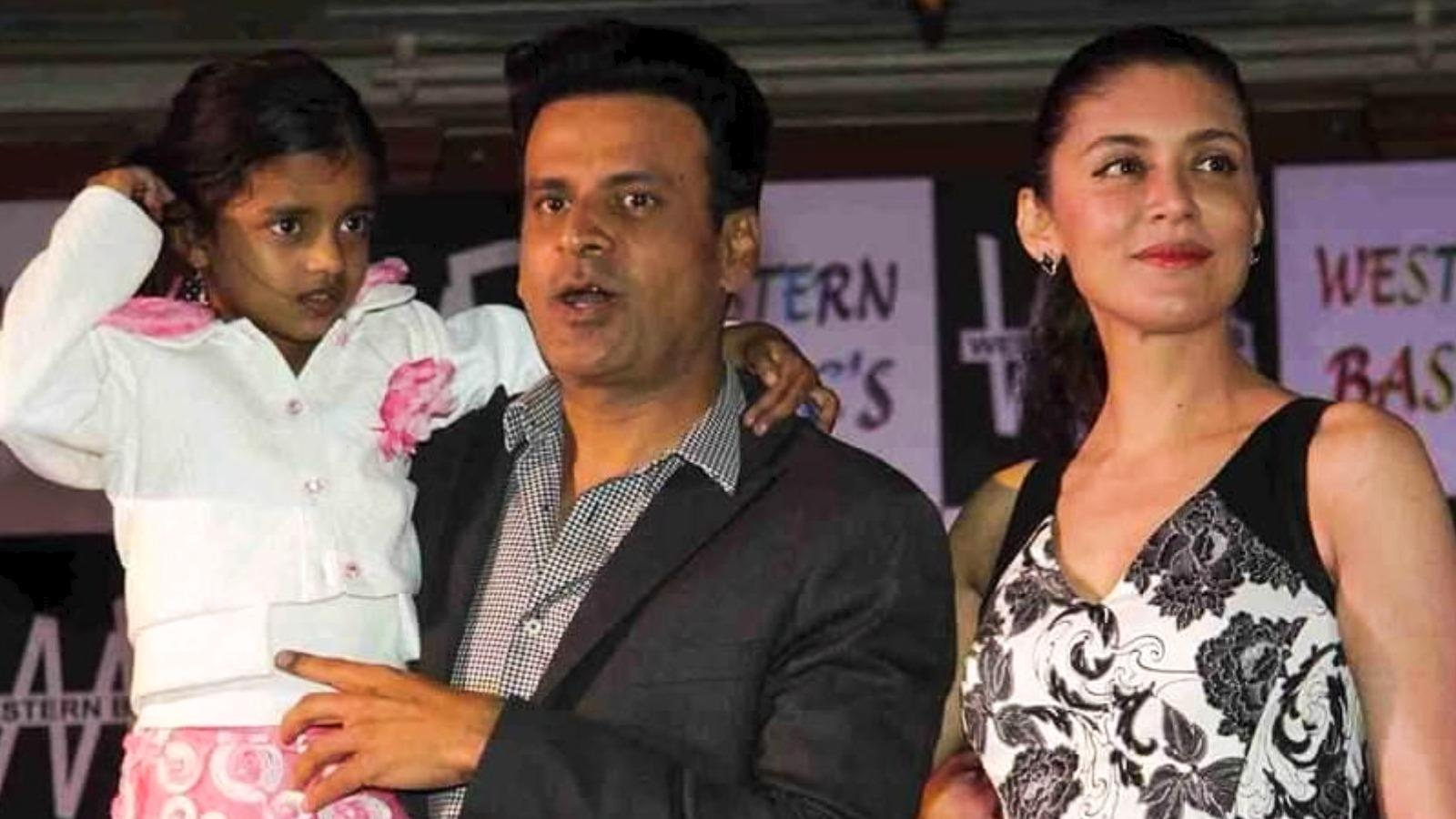 When Manoj Bajpayee's wife Shabana confessed that she was 'forced' to change her name before entering Bollywood | Hindi Movie News – Bollywood – Times of India
