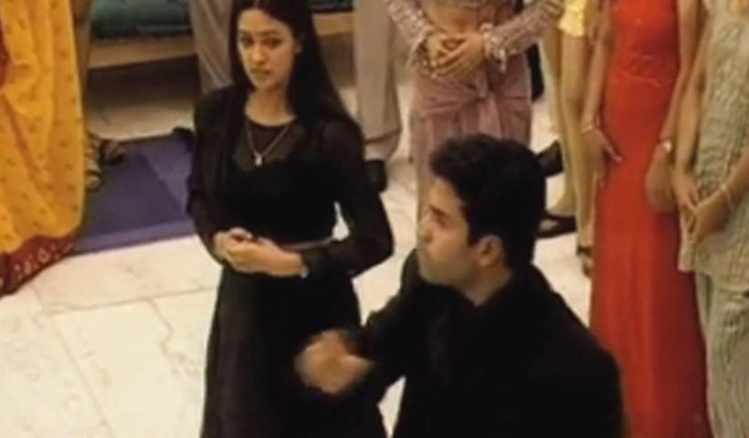 Flashback Video! Shooting of Tusshar Kapoor and Anita Hassanandani's 2003 movie 'Yeh Dil' | Hindi Movie News – Bollywood – Times of India