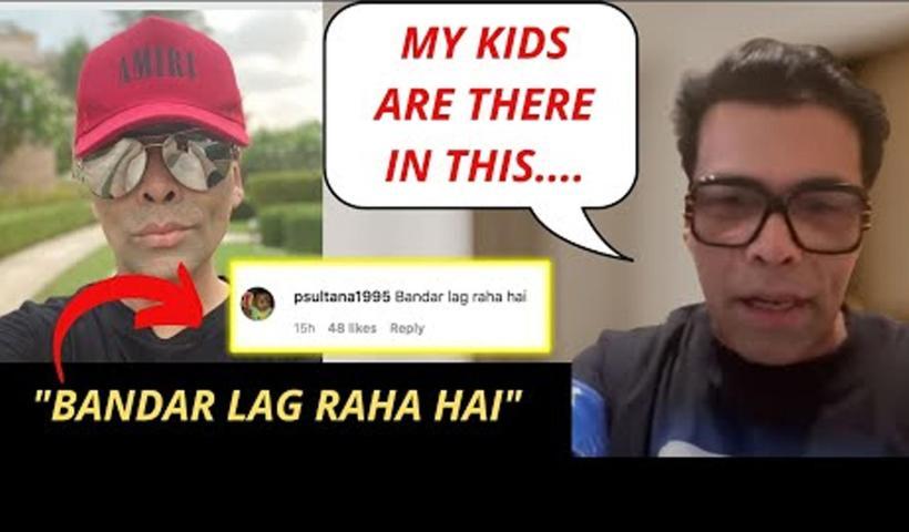 Karan Johar gets brutally trolled for latest selfie   Details inside   Hindi Movie News – Bollywood – Times of India