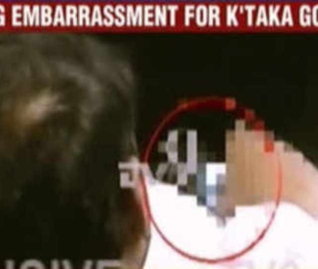 Two Karnataka Ministers Caught Watching Porn Film In Assembly