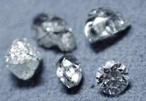 Conflict diamonds' entry to India raises money laundering fear