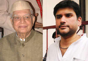 ND Tiwari is Rohit Shekhar's biological father: DNA report