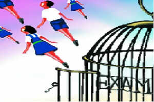 Married off at 11, Maharashtra girl wins battle for education