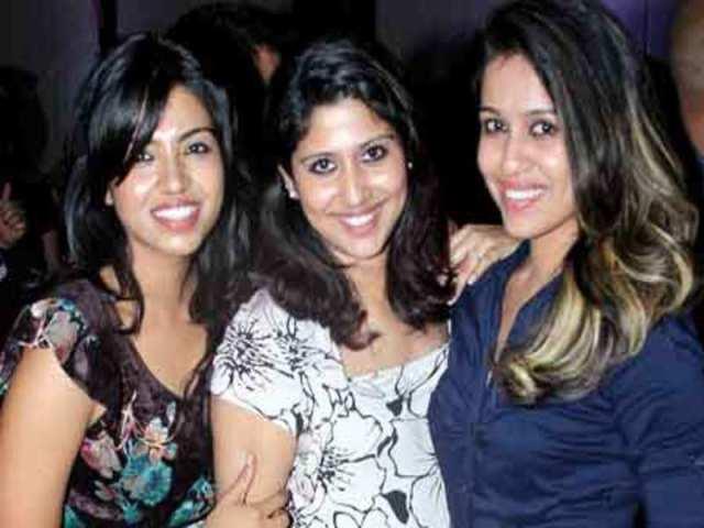 Sasha Nath Ranjini Jose And Ranjini Haridas