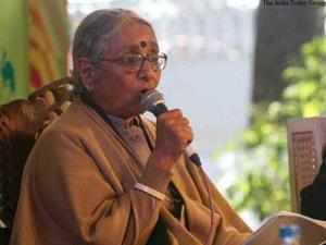 Aruna Roy objects to direct cash transfer