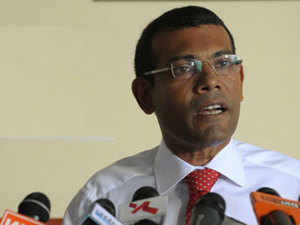 Maldivian govt issues warrant against ex-president Nasheed