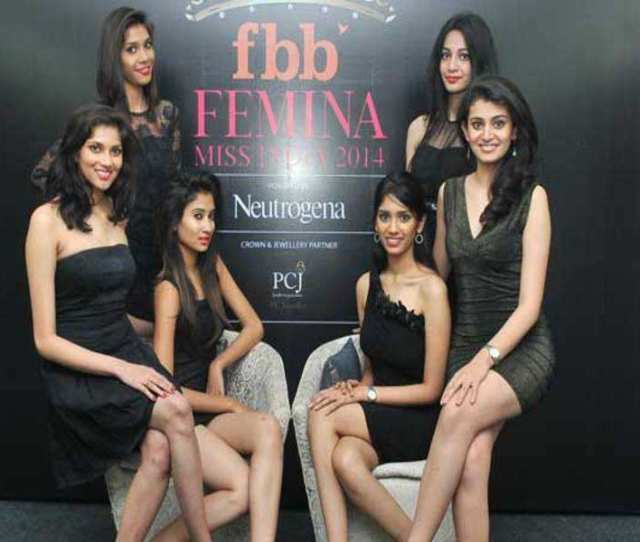 City Girls Were Ready And Raring To Go At The Fbb Femina Miss India 2014 Hyderabad Auditions Hosted By The Park Hyderabad On Monday Afternoon Fbb Femina