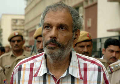 Kobad Ghandy, Maoist ideologue, has been in Tihar Jail for four years. (TOI file photo by Piyal Bhattacharjee)