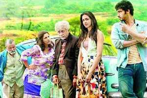 Finding Fanny: Trailer is a huge hit