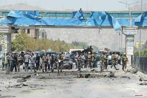 Blunt talk by India's Afghanistan envoy riles Pakistan