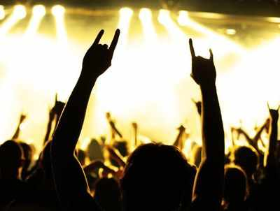 Image result for images of rock stars in Ahmedabad