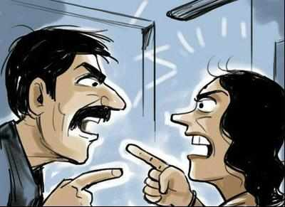 Image result for fight between husband and wife in tamilnadu