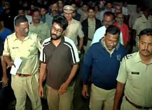 In late night swoop, cops enter FTII campus, arrest 4 students