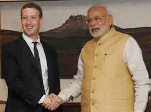 PM Modi thanks Zuckerburg for inviting him to visit Facebook HQ in San Francisco