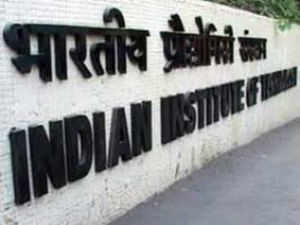 25 % IIT seats grabbed by students from rural areas in 2015