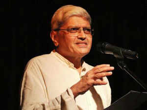 Writers returning Sahitya Akademi awards is a landmark moment...more should do so: Gopal Gandhi