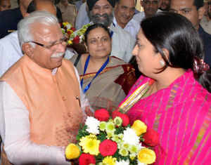Haryana chief minister Manohar Lal Khattar announces to set up a Skill Development University