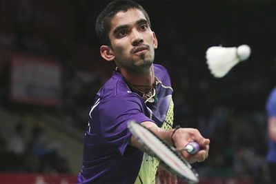 Kidambi Srikanth. (Getty Images)