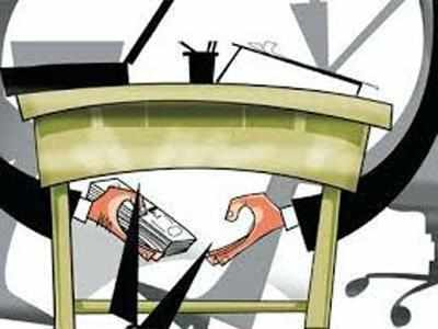 CBI has identified 2,200 corrupt senior officials and begun investigations against them.