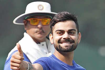 Virat Kohli: Virat Kohli is ready to captain in all ...