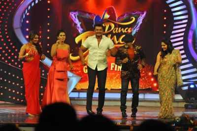 Thailand: Darshan to shimmy in Dance Dance grand finale ...