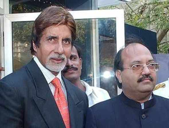 Amar Singh taunts Amitabh Bachchan for closeness with PM Narendra ...