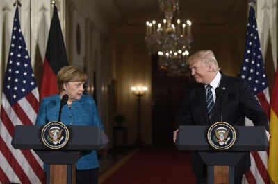 """Képtalálat a következőre: """"Germany owes NATO 'vast sums': Trump"""""""
