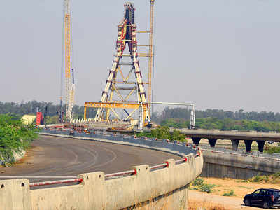Signature Bridge: North Delhi's Signature Bridge may not ...