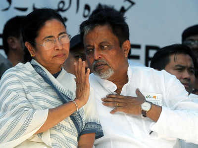 This is seen as a clear message from Banerjee that Roy's days as an influential voice in the party are over.