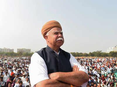 Founder of Shri Rajput Karni Sena