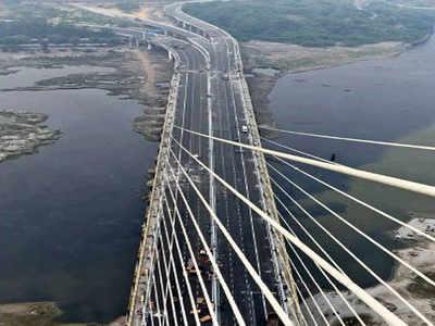 Photos: Delhi's iconic Signature Bridge opens Sunday ...