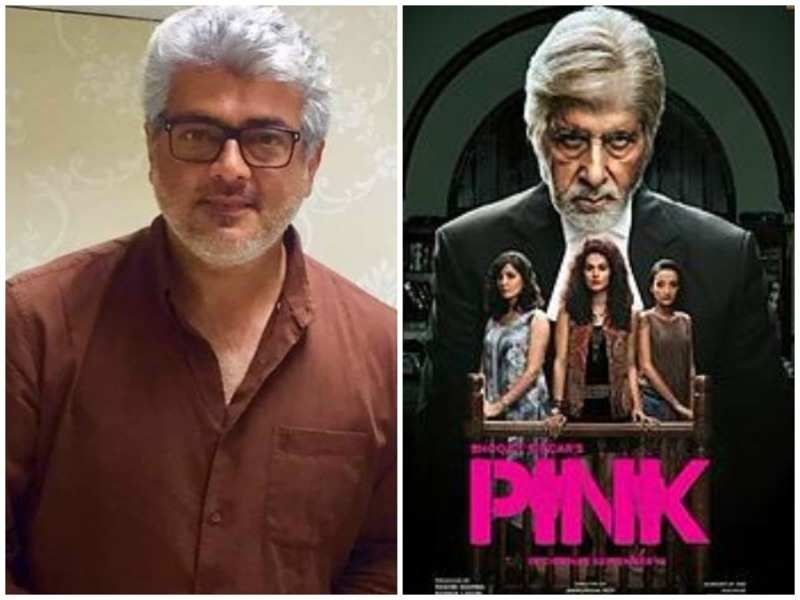 Its Official Pink Will Be Remade In Tamil Hindi Movie