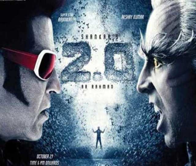 2 0 Box Office Collection Day 5 S Shankars Sci Fi Film Starring Rajinikanth And Akshay Kumar Enters The Rs 100 Crore Club