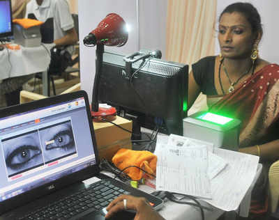 Image result for Aadhaar to be voluntary for mobiles, bank accounts