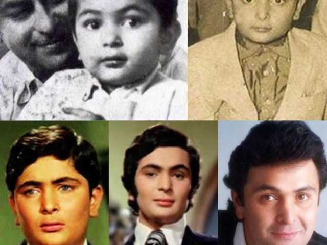 Happy Birthday Rishi Kapoor! Here are the throwback pictures of ...