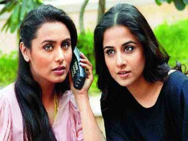 Vidya-Rani to the rescue | Hindi Movie News - Times of India