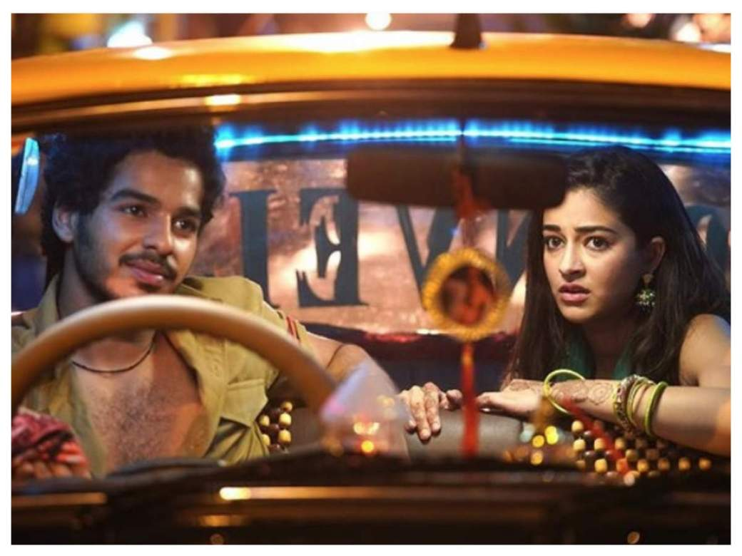 Khaali Peeli': THIS first still from the Ananya Panday and Ishaan ...