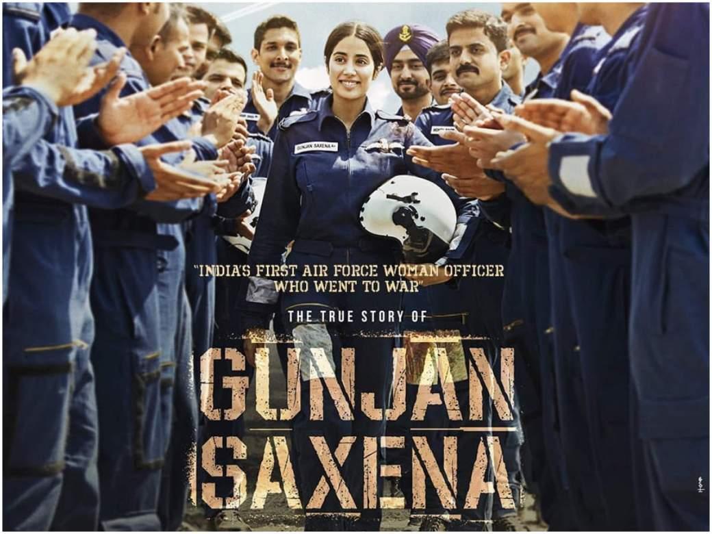 Gunjan Saxena- The Kargil Girl': Janhvi Kapoor on her experience ...